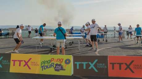 Ping Pong Tour 2021... TTX Experience - Siracusa 04/07/2021